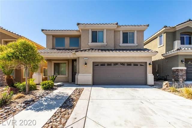 171 Tall Ruff Drive, Las Vegas, NV 89148 (MLS #2209373) :: Helen Riley Group | Simply Vegas