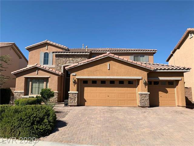6913 Puetollano Drive, North Las Vegas, NV 89084 (MLS #2209854) :: Vestuto Realty Group