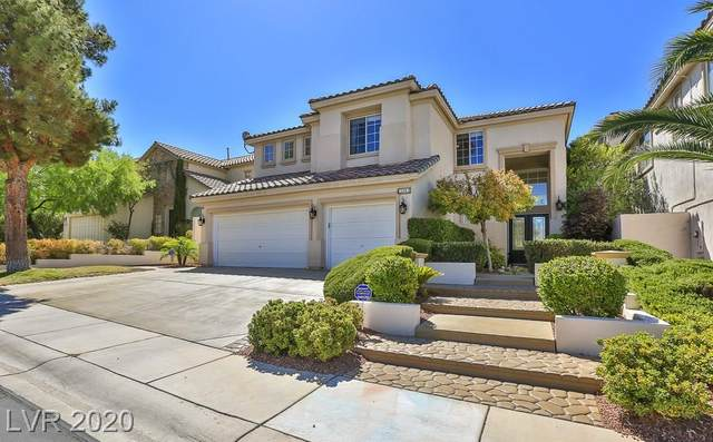 1175 Spago Lane, Henderson, NV 89052 (MLS #2209975) :: Signature Real Estate Group