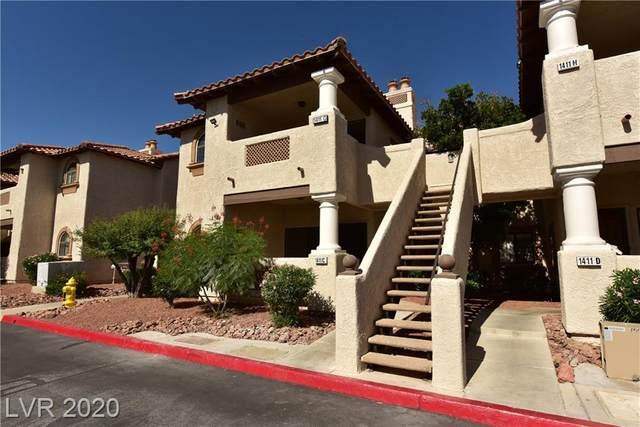 1411 Santa Margarita Street C, Las Vegas, NV 89146 (MLS #2210030) :: Hebert Group | Realty One Group