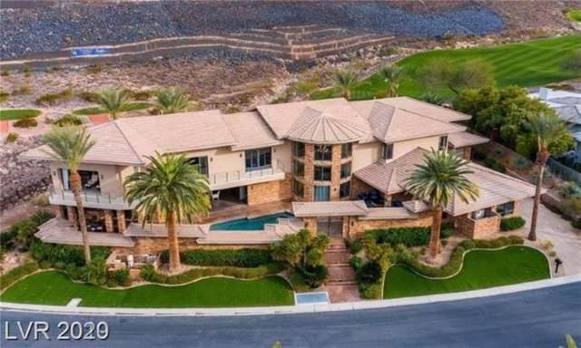 580 Saint Croix Street, Henderson, NV 89012 (MLS #2210146) :: Signature Real Estate Group