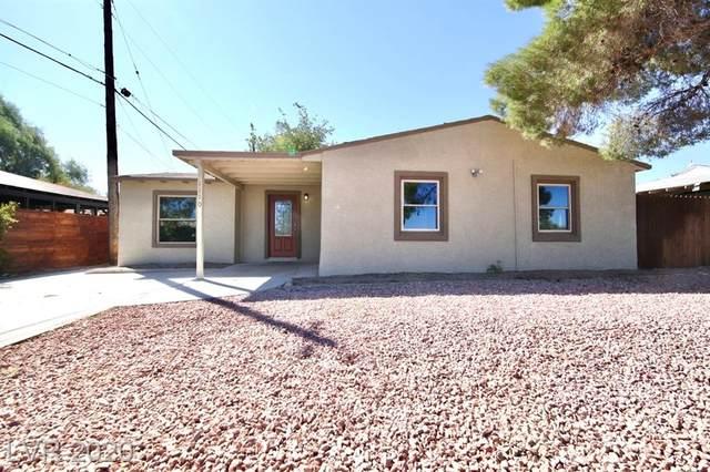 1110 Francis Avenue, Las Vegas, NV 89104 (MLS #2211899) :: Hebert Group | Realty One Group