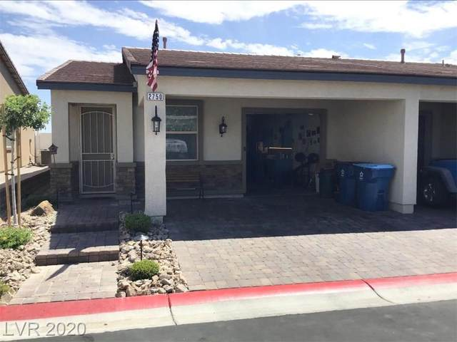 2750 Beacon Rock Drive, Laughlin, NV 89029 (MLS #2212092) :: Performance Realty