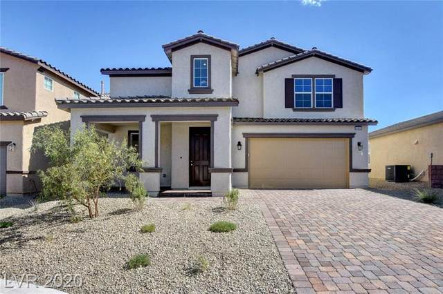 4727 Teton Peak Court, North Las Vegas, NV 89085 (MLS #2212107) :: Helen Riley Group | Simply Vegas