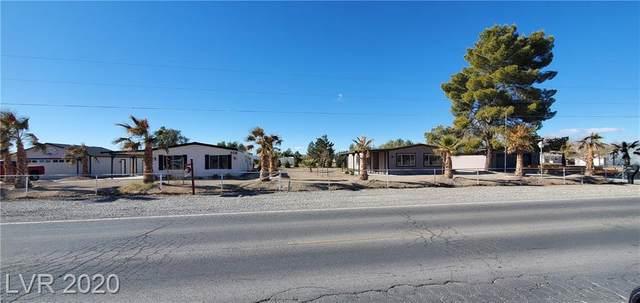 308 Linda Street, Pahrump, NV 89048 (MLS #2212221) :: The Mark Wiley Group | Keller Williams Realty SW