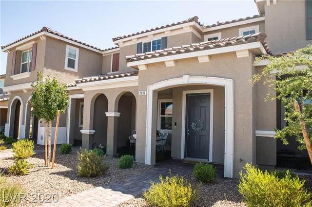 2890 Via Firenze, Henderson, NV 89044 (MLS #2212224) :: Signature Real Estate Group
