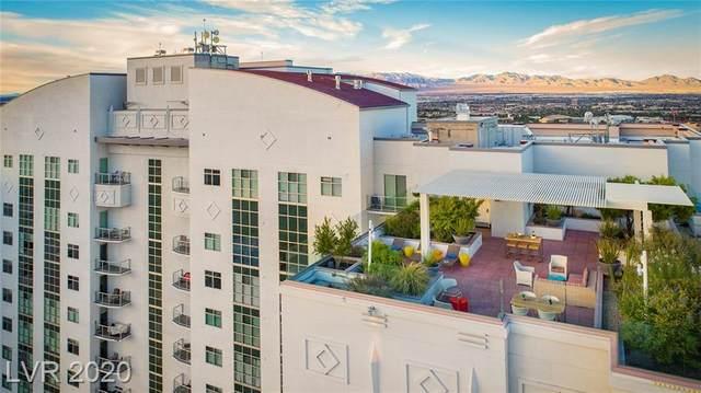150 Las Vegas Boulevard #1818, Las Vegas, NV 89101 (MLS #2212384) :: Hebert Group   Realty One Group
