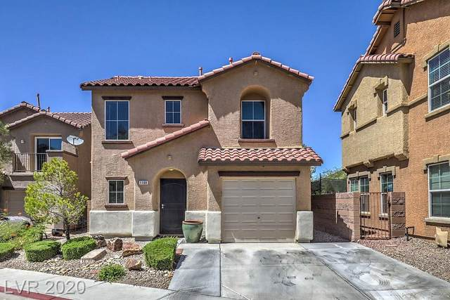 1168 Paradise Desert Avenue, Henderson, NV 89002 (MLS #2212393) :: Signature Real Estate Group