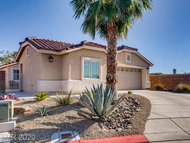 4345 Skimmers Court, North Las Vegas, NV 89084 (MLS #2212508) :: Hebert Group | Realty One Group