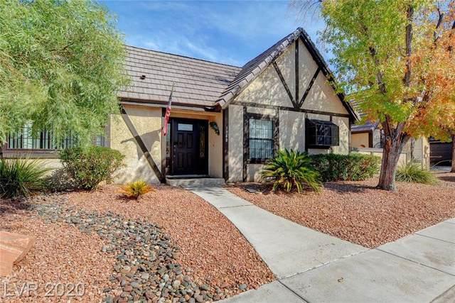 3940 Edgemoor Way, Las Vegas, NV 89121 (MLS #2212570) :: Jeffrey Sabel