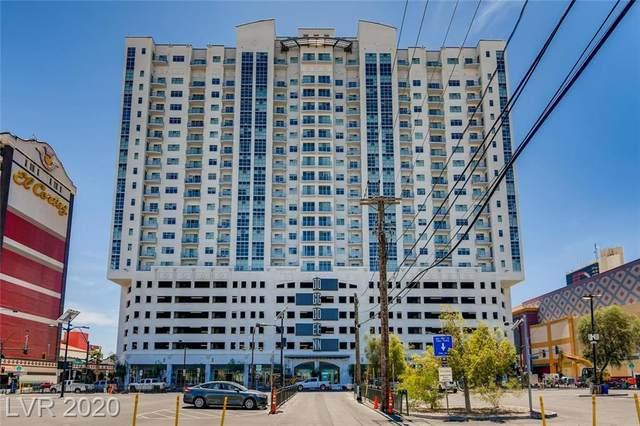150 Las Vegas Boulevard #1114, Las Vegas, NV 89101 (MLS #2212586) :: Hebert Group   Realty One Group
