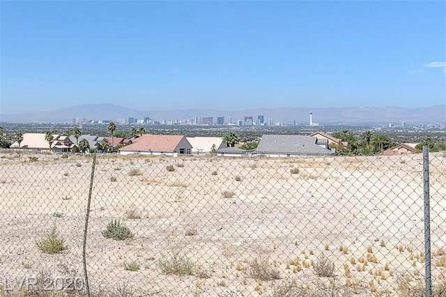 255 Vista Valley Street, Las Vegas, NV 89110 (MLS #2212730) :: The Mark Wiley Group   Keller Williams Realty SW