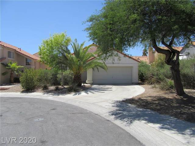 2745 Canasta Court, Las Vegas, NV 89117 (MLS #2212823) :: Jeffrey Sabel