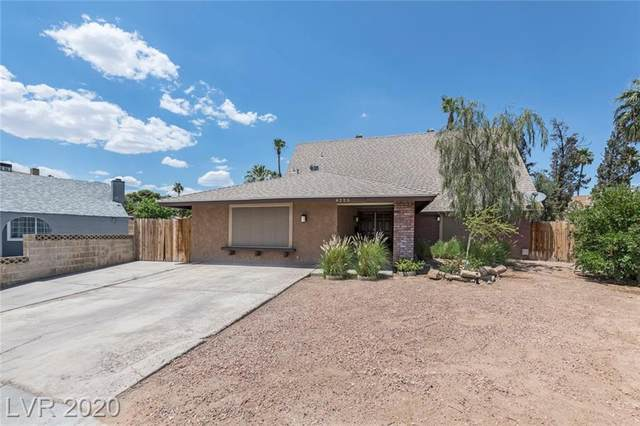 4225 El Cid Way, Las Vegas, NV 89121 (MLS #2212983) :: Performance Realty