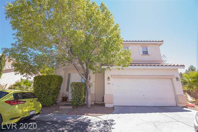 805 Rocky Park Court, Las Vegas, NV 89123 (MLS #2213449) :: The Mark Wiley Group | Keller Williams Realty SW