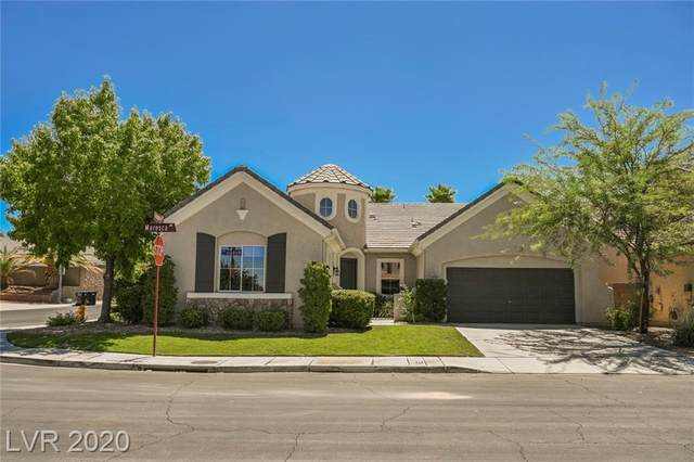 2265 Moresca Avenue, Henderson, NV 89052 (MLS #2213459) :: Jeffrey Sabel