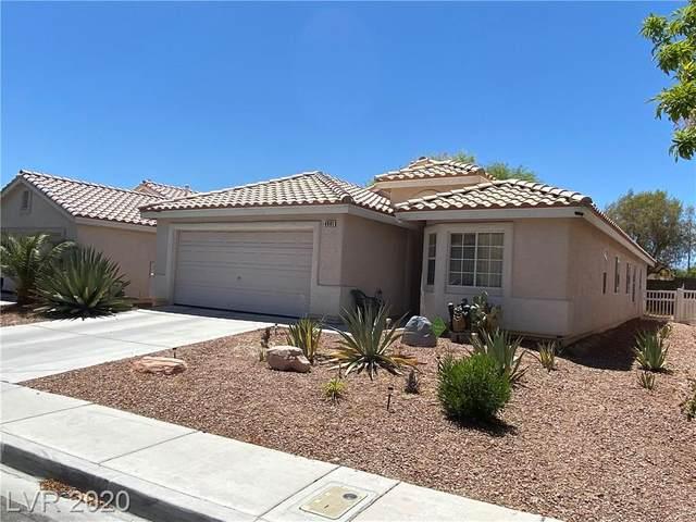 4901 Sapphire Light Street, North Las Vegas, NV 89081 (MLS #2213971) :: Jeffrey Sabel