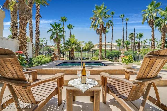 8812 Rainbow Ridge Drive, Las Vegas, NV 89117 (MLS #2214135) :: The Lindstrom Group