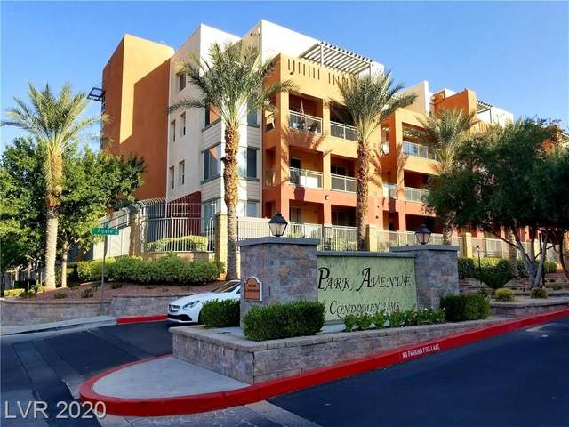 23 E Agate Avenue #305, Las Vegas, NV 89123 (MLS #2214655) :: The Shear Team