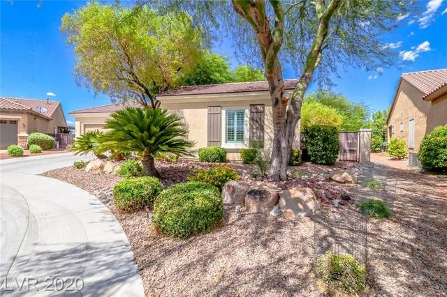 2076 Central Falls Court, Henderson, NV 89052 (MLS #2214692) :: The Lindstrom Group