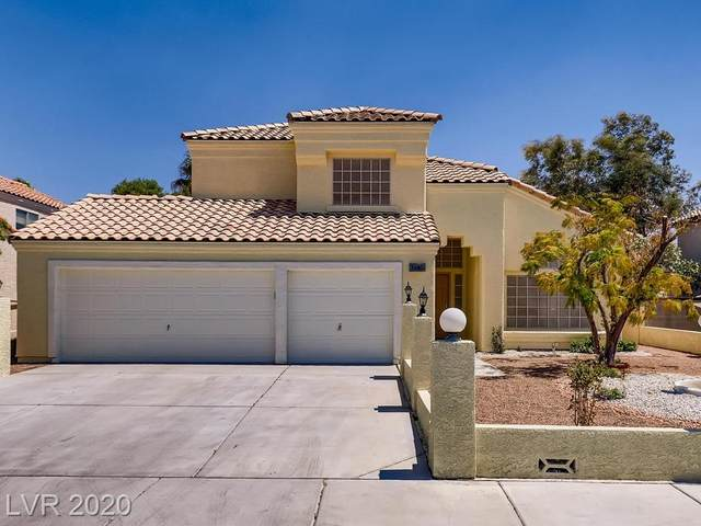 4036 Laurel Hill Drive, North Las Vegas, NV 89032 (MLS #2214834) :: Performance Realty
