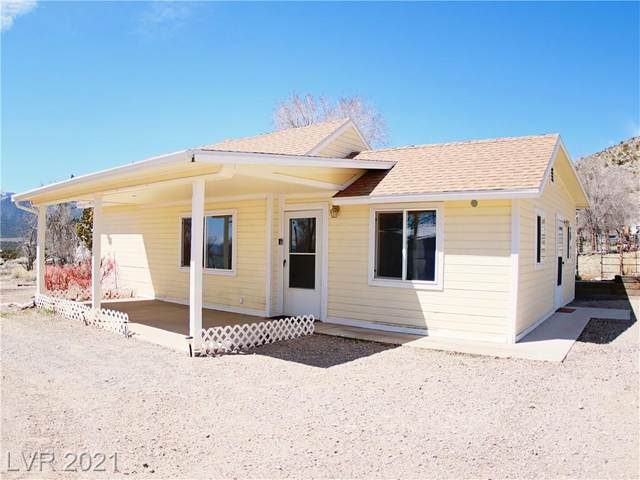 1804 Argentite Road, Pioche, NV 89043 (MLS #2214852) :: The Perna Group