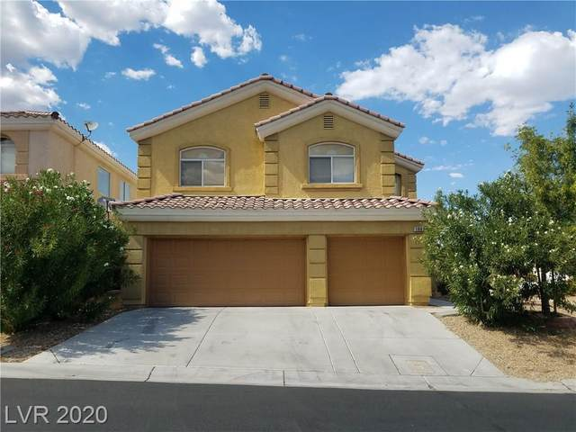 180 Pocono Manor Court, Las Vegas, NV 89148 (MLS #2215003) :: The Mark Wiley Group | Keller Williams Realty SW