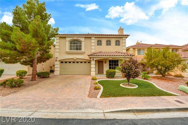 10991 Pentland Downs Street, Las Vegas, NV 89141 (MLS #2215130) :: Performance Realty