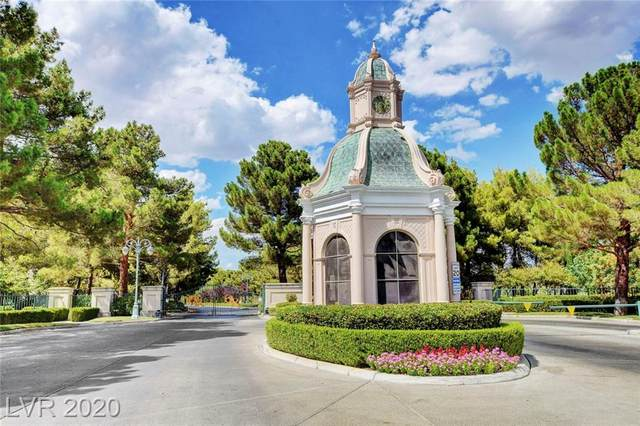 708 Charbonne Place, Las Vegas, NV 89145 (MLS #2215175) :: Jeffrey Sabel