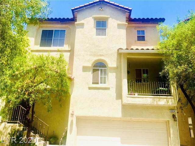 8924 James Carl Court, Las Vegas, NV 89149 (MLS #2215515) :: Billy OKeefe | Berkshire Hathaway HomeServices