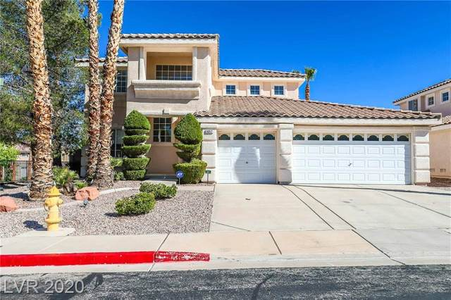 3052 Hills Of Gold Court, Henderson, NV 89052 (MLS #2215650) :: Performance Realty