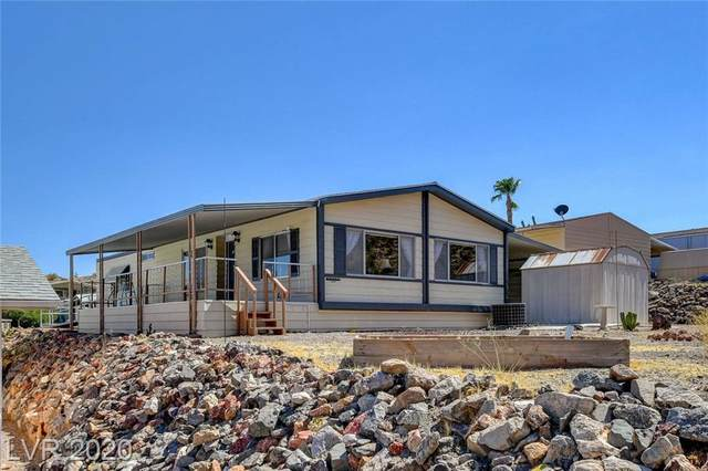 686 Mount Bona Way, Boulder City, NV 89005 (MLS #2215688) :: Helen Riley Group | Simply Vegas