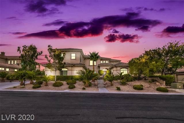 9742 Amador Ranch Avenue, Las Vegas, NV 89149 (MLS #2215754) :: Jeffrey Sabel