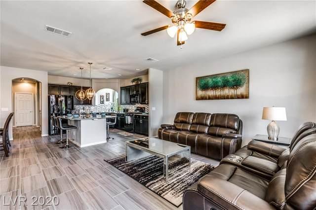 7292 Mer Soliel Court, Las Vegas, NV 89118 (MLS #2215868) :: The Lindstrom Group