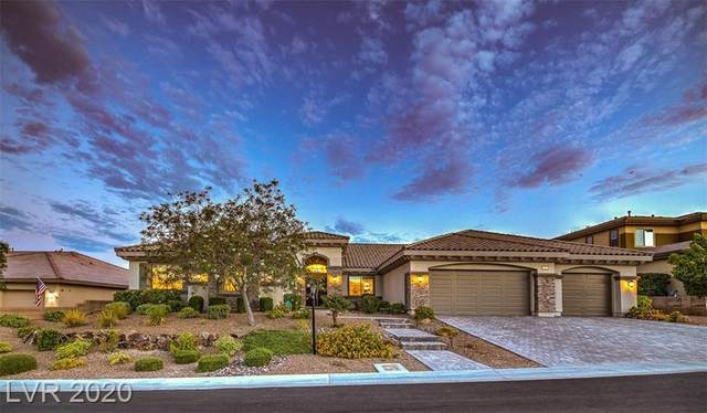 9861 Cathedral Pines Avenue, Las Vegas, NV 89149 (MLS #2216020) :: Jeffrey Sabel
