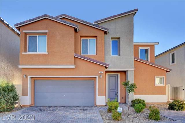 7057 Millers Run Street, North Las Vegas, NV 89084 (MLS #2216119) :: The Shear Team
