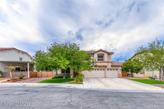 5937 Lost Valley Street, Las Vegas, NV 89113 (MLS #2216210) :: The Mark Wiley Group | Keller Williams Realty SW