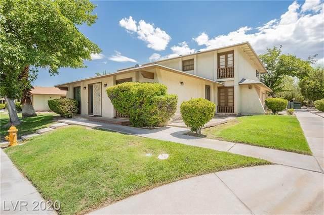 1509 Lorilyn Avenue #2, Las Vegas, NV 89119 (MLS #2216240) :: The Lindstrom Group