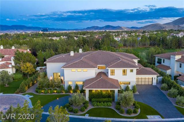 51 Quintessa Circle, Las Vegas, NV 89141 (MLS #2216301) :: Vestuto Realty Group