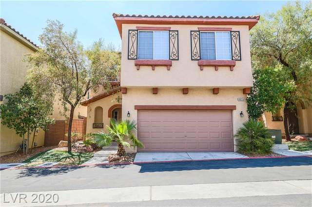 8929 Brentwood Grove Court, Las Vegas, NV 89149 (MLS #2216473) :: Performance Realty