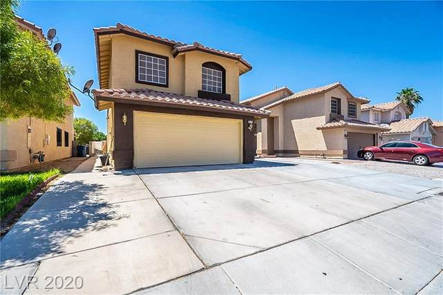 513 Hall Of Fame Drive, Las Vegas, NV 89110 (MLS #2216584) :: The Mark Wiley Group | Keller Williams Realty SW