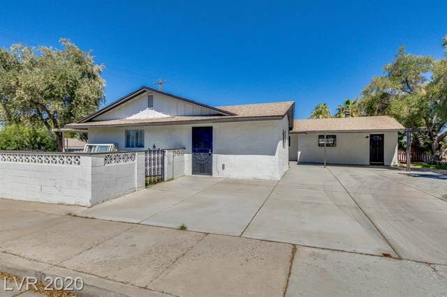 1601 Franklin Avenue, Las Vegas, NV 89104 (MLS #2216976) :: Signature Real Estate Group