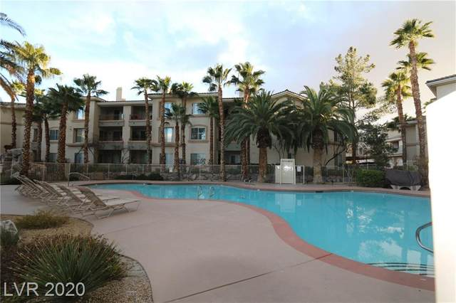 7163 S Durango Drive #111, Las Vegas, NV 89113 (MLS #2217210) :: Jeffrey Sabel