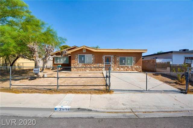 3604 Blue Lake Avenue, Las Vegas, NV 89115 (MLS #2217327) :: The Lindstrom Group