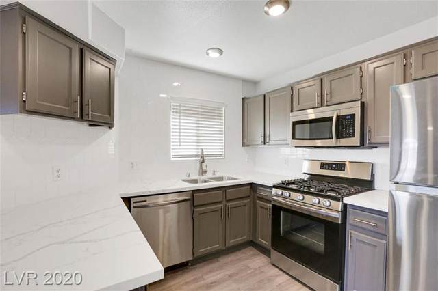 4555 Sahara Avenue #249, Las Vegas, NV 89104 (MLS #2217367) :: Kypreos Team