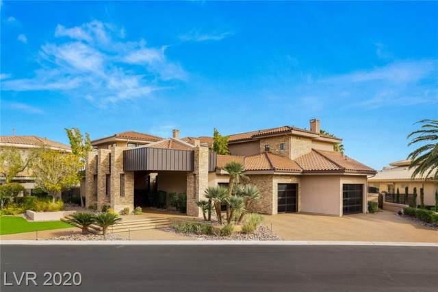 5078 Spanish Hills Drive, Las Vegas, NV 89148 (MLS #2217464) :: Vestuto Realty Group