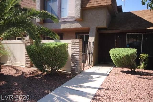 4482 Buena Vista, Las Vegas, NV 89102 (MLS #2217486) :: Performance Realty