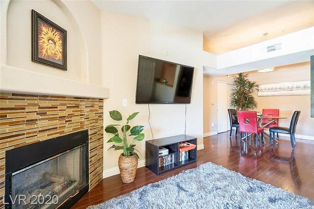 950 Seven Hills Drive #2124, Henderson, NV 89052 (MLS #2217594) :: Signature Real Estate Group