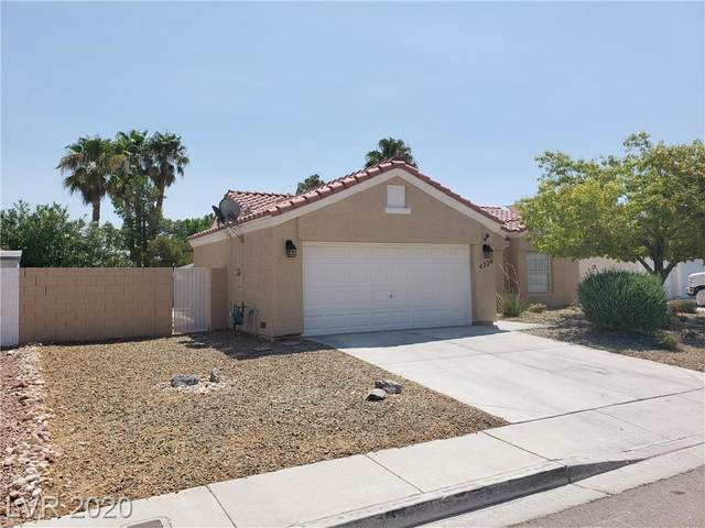4220 Donato Circle, North Las Vegas, NV 89032 (MLS #2217700) :: The Mark Wiley Group | Keller Williams Realty SW