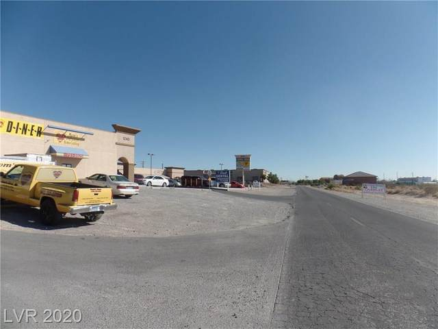 60 Humahuaca Street, Pahrump, NV 89048 (MLS #2217820) :: Performance Realty